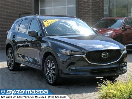2018 Mazda CX-5 GT (Stk: 29133A) in East York - Image 1 of 30