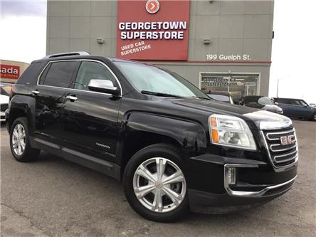 2017 GMC Terrain SLT | NAV | LEATHER | ROOF | AWD | CAMERA | V6 (Stk: P12547) in Georgetown - Image 2 of 26