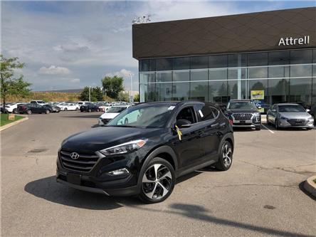 2016 Hyundai Tucson Limited (Stk: KM8J3C) in Brampton - Image 1 of 22