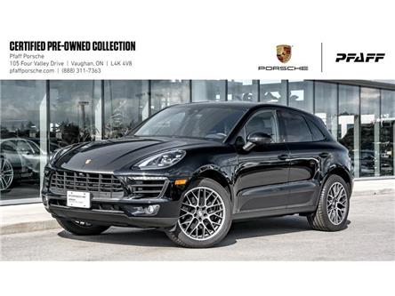 2018 Porsche Macan  (Stk: U8188) in Vaughan - Image 1 of 22
