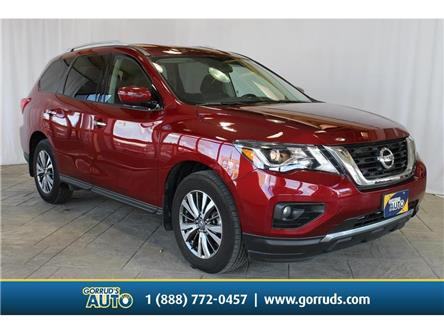 2019 Nissan Pathfinder  (Stk: 578268) in Milton - Image 1 of 48