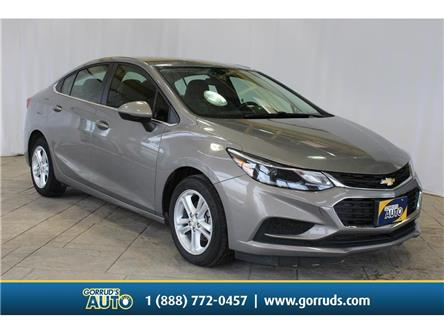 2018 Chevrolet Cruze LT Auto (Stk: 155421) in Milton - Image 1 of 42
