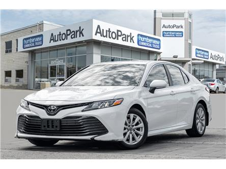 2019 Toyota Camry LE (Stk: ) in Mississauga - Image 1 of 19