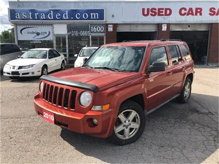 2010 Jeep Patriot Sport/North (Stk: 6563) in Hamilton - Image 1 of 20