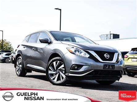 2018 Nissan Murano  (Stk: UP13751) in Guelph - Image 1 of 27