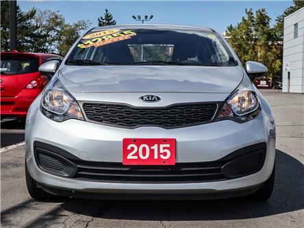 2015 Kia Rio  (Stk: 2432) in Burlington - Image 2 of 19
