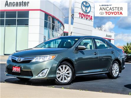 2014 Toyota Camry XLE (Stk: P141) in Ancaster - Image 1 of 29