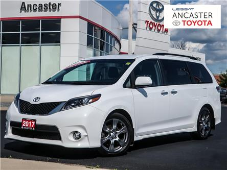 2017 Toyota Sienna  (Stk: P139) in Ancaster - Image 1 of 28