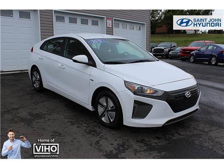 2019 Hyundai Ioniq Hybrid  (Stk: U2344) in Saint John - Image 1 of 20