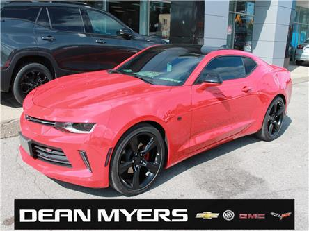 2018 Chevrolet Camaro 2LT (Stk: C202784) in North York - Image 1 of 19