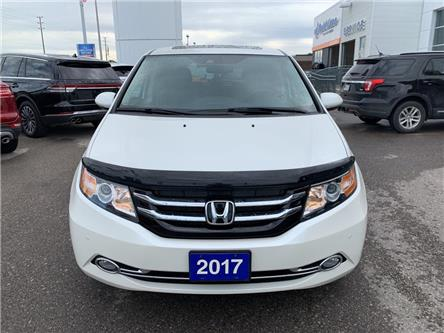 2017 Honda Odyssey Touring (Stk: P6876A) in St. Thomas - Image 2 of 30