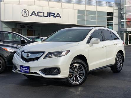 2018 Acura RDX Elite (Stk: 4113) in Burlington - Image 1 of 30