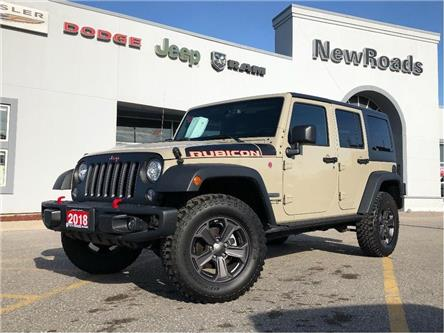 2018 Jeep Wrangler JK Unlimited Rubicon (Stk: 24337T) in Newmarket - Image 1 of 20