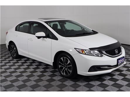 2015 Honda Civic EX (Stk: 119-246A) in Huntsville - Image 1 of 36