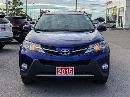 2015 Toyota RAV4 LE (Stk: W4840A) in Cobourg - Image 2 of 27