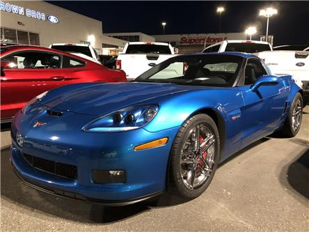2008 Chevrolet Corvette Z06 Fixed Roof (Stk: 196123B) in Vancouver - Image 1 of 7