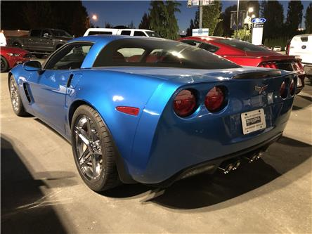 2008 Chevrolet Corvette Z06 Fixed Roof (Stk: 196123B) in Vancouver - Image 2 of 7