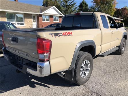2017 Toyota Tacoma TRD Off Road (Stk: -) in Kemptville - Image 2 of 5