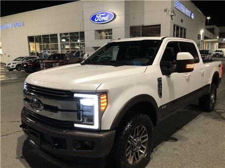 2017 Ford F-350 King Ranch (Stk: 196123A) in Vancouver - Image 1 of 29
