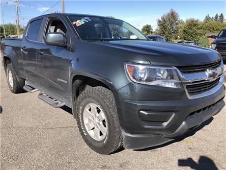 2017 Chevrolet Colorado WT (Stk: ) in Kemptville - Image 1 of 3