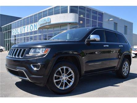 2014 Jeep Grand Cherokee Limited (Stk: 19246A) in Châteauguay - Image 1 of 29