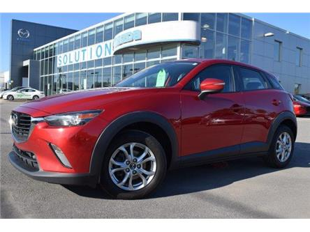 2016 Mazda CX-3 GS (Stk: A-2399) in Châteauguay - Image 1 of 30