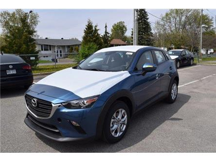 2019 Mazda CX-3 GS (Stk: 19197) in Châteauguay - Image 1 of 11