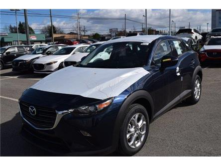 2019 Mazda CX-3 GS (Stk: D19100) in Châteauguay - Image 1 of 11
