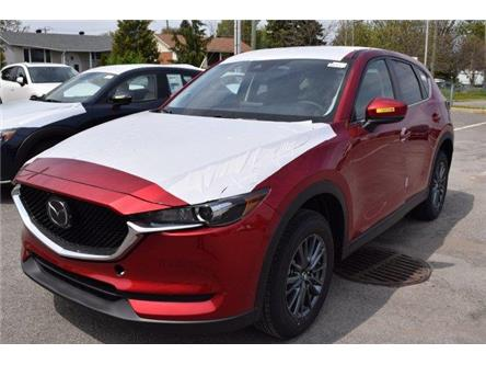 2019 Mazda CX-5 GS (Stk: 19209) in Châteauguay - Image 1 of 11