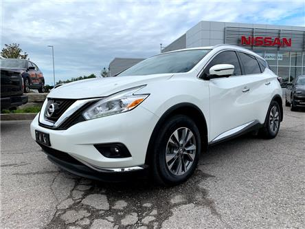 2017 Nissan Murano SL (Stk: CKN113997A) in Cobourg - Image 1 of 32