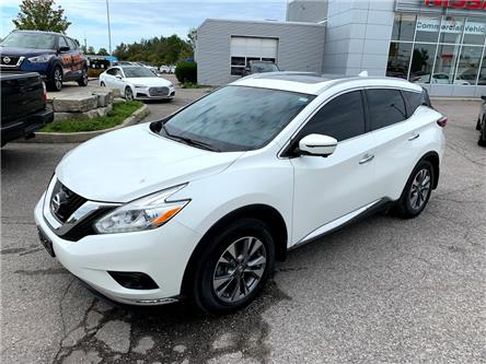 2017 Nissan Murano SL (Stk: CKN113997A) in Cobourg - Image 2 of 32