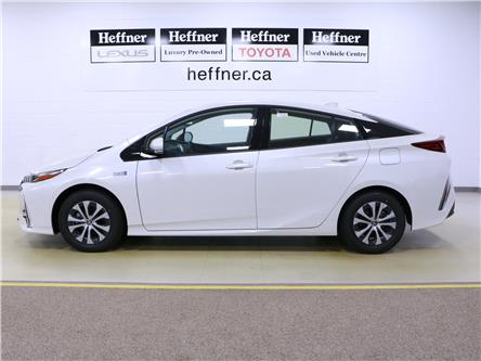 2020 Toyota Prius Prime Upgrade (Stk: 200187) in Kitchener - Image 2 of 3