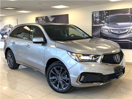 2020 Acura MDX A-Spec (Stk: M12899) in Toronto - Image 1 of 10