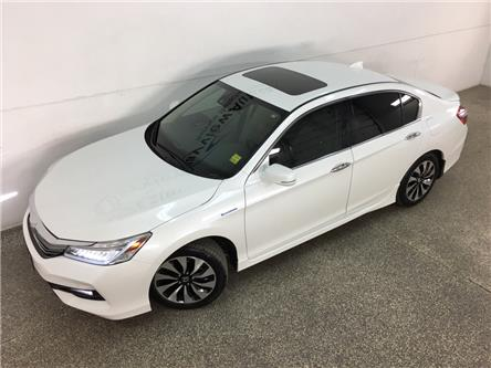 2017 Honda Accord Hybrid Touring (Stk: 35678W) in Belleville - Image 2 of 29