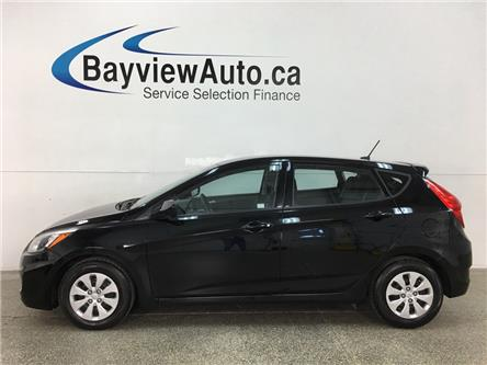 2016 Hyundai Accent L (Stk: 35765W) in Belleville - Image 1 of 22