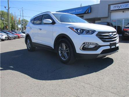 2018 Hyundai Santa Fe Sport 2.4 Premium (Stk: 191520) in North Bay - Image 1 of 13