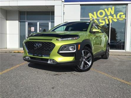2020 Hyundai Kona 1.6T Ultimate w/Lime Colour Pack (Stk: H12299) in Peterborough - Image 2 of 20