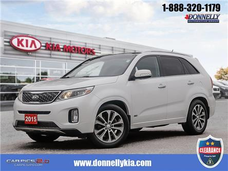 2015 Kia Sorento SX (Stk: KS22B) in Kanata - Image 1 of 27