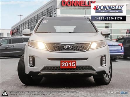 2015 Kia Sorento SX (Stk: KS22B) in Kanata - Image 2 of 27