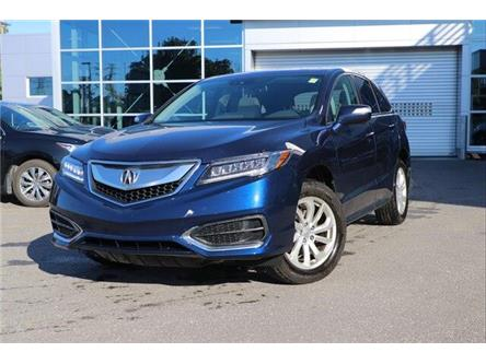 2017 Acura RDX Tech (Stk: P1568) in Ottawa - Image 1 of 28