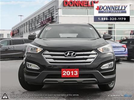 2013 Hyundai Santa Fe Sport  (Stk: KT144DTA) in Kanata - Image 2 of 27