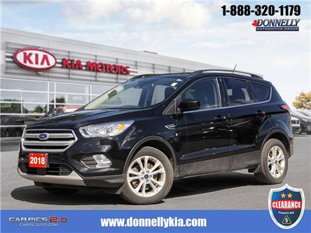 2018 Ford Escape SEL (Stk: KUR2289) in Kanata - Image 1 of 27