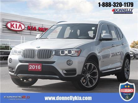 2016 BMW X3 xDrive28i (Stk: KT138DTA) in Kanata - Image 1 of 27