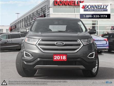 2018 Ford Edge SEL (Stk: MUR978) in Kanata - Image 2 of 27