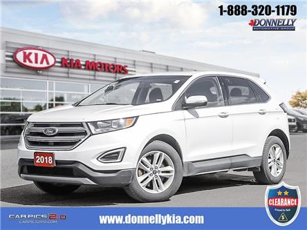 2018 Ford Edge SEL (Stk: MUR979) in Kanata - Image 1 of 27