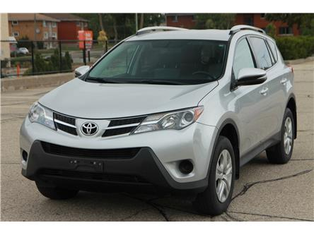 2014 Toyota RAV4 LE (Stk: 1909441) in Waterloo - Image 1 of 24