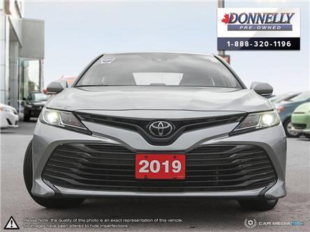 2019 Toyota Camry  (Stk: MUR982) in Kanata - Image 2 of 27