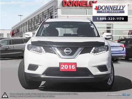 2016 Nissan Rogue  (Stk: MS119DTA) in Kanata - Image 2 of 27