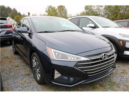 2020 Hyundai Elantra Luxury (Stk: 02227) in Saint John - Image 1 of 3