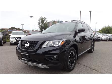 2019 Nissan Pathfinder SL Premium (Stk: D616543A) in Scarborough - Image 1 of 32